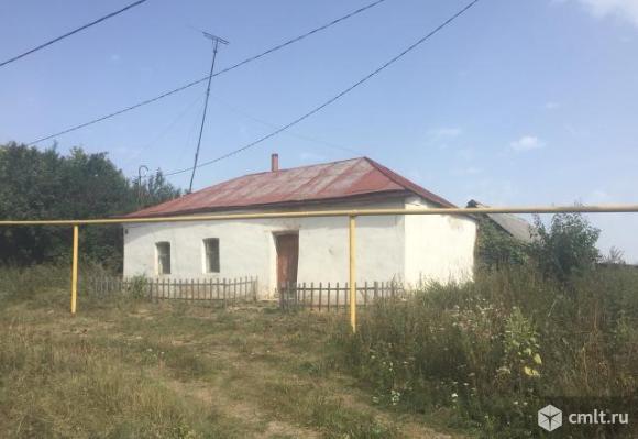 Продам дом 36 кв.м, на участке 72сотки, село Перлевка ул.Широкая. Фото 1.