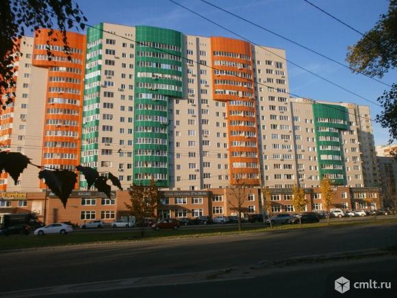 1-комнатная квартира 52,2 кв.м. Фото 1.