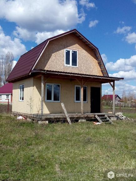 Дом 42 кв.м. Фото 1.