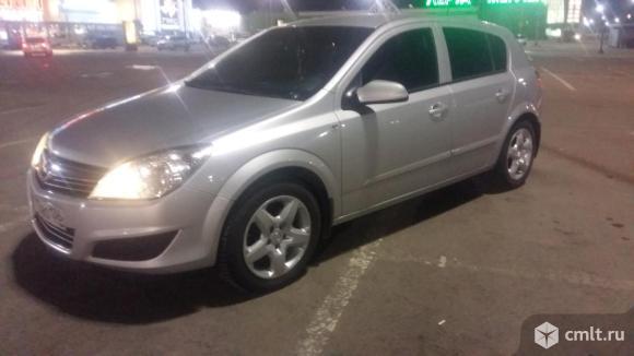 Opel Astra - 2007 г. в.. Фото 1.