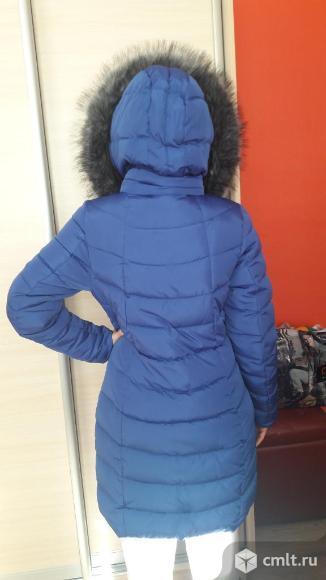 Продаю пальто-пуховик. Фото 1.