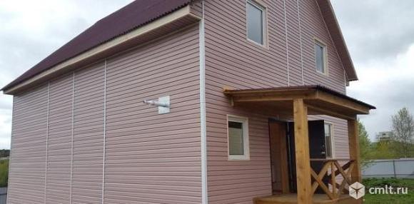 Продается: дом 140 м2 на участке 4.5 сот.. Фото 1.