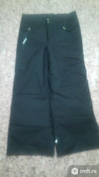 Дутые штаны. Фото 1.