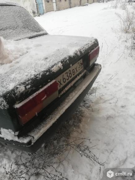 ВАЗ (Lada) 2107 - 2000 г. в.. Фото 1.