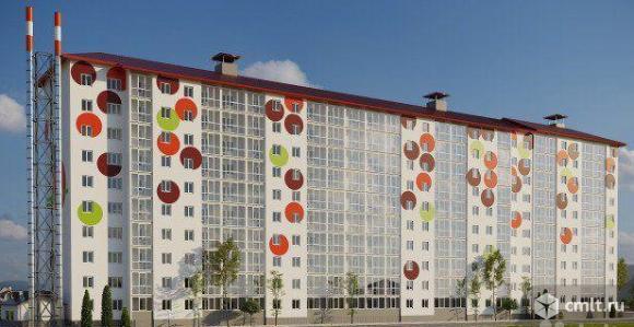 2-комнатная квартира 67,8 кв.м. Фото 2.