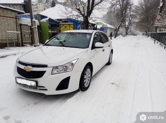 Chevrolet Cruze - 2013 г. в.. Фото 1.
