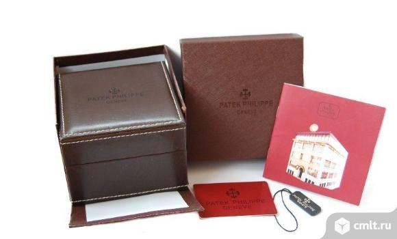 Продаю  кожаную коробку для часов Patek Philippe.. Фото 2.