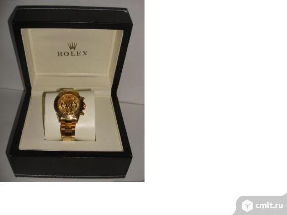 Продаю кожаную шкатулку для часов Rolex.. Фото 3.