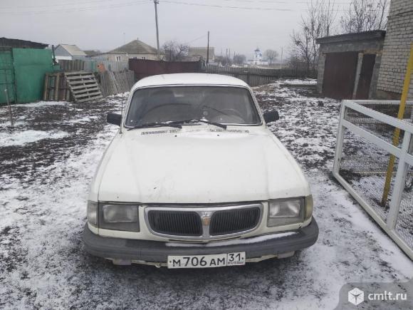 ГАЗ 3110-Волга - 1997 г. в.. Фото 1.