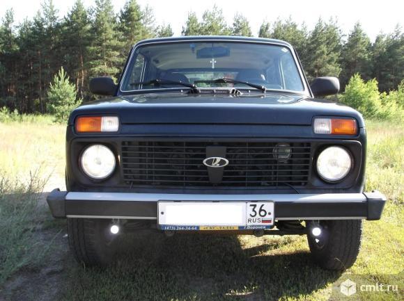 ВАЗ (Lada) 2121-Нива - 2013 г. в.. Фото 1.