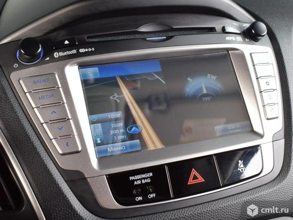 Hyundai ix35 - 2013 г. в.. Фото 10.