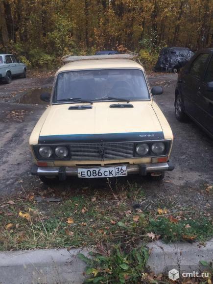 ВАЗ (Lada) 21061 - 1987 г. в.. Фото 1.
