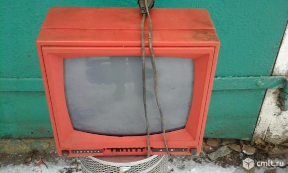 Телевизор фотон. Фото 1.