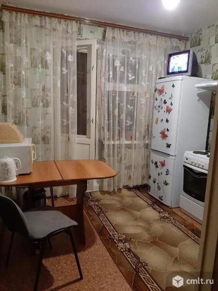 1-комнатная квартира 34,8 кв.м. Фото 1.