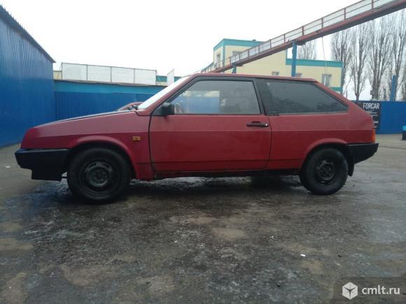 ВАЗ (Lada) 2108 - 1992 г. в.. Фото 1.