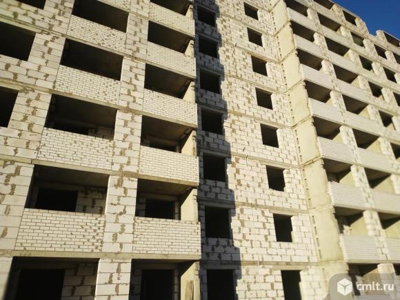 1-комнатная квартира 42,63 кв.м. Фото 1.