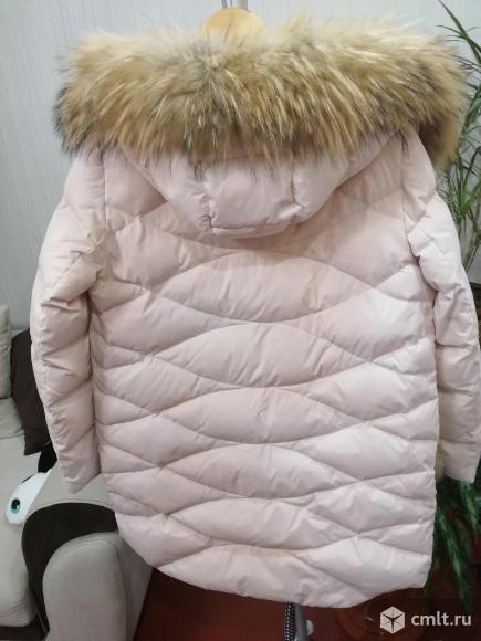 Пуховик (куртка зимняя/натуральный наполнитель). Фото 5.