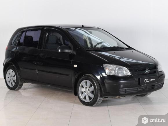Hyundai Getz - 2005 г. в.. Фото 1.