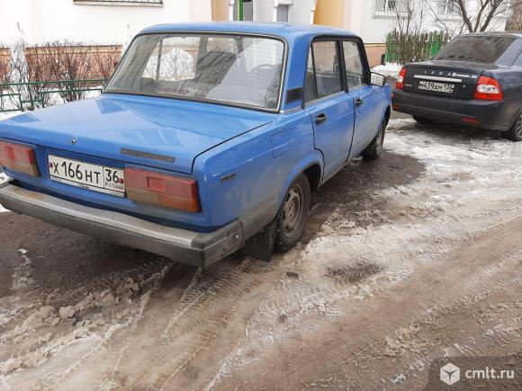 ВАЗ (Lada) 21074 - 2004 г. в.. Фото 1.