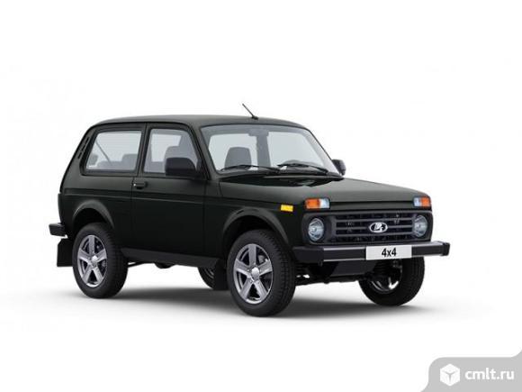ВАЗ (Lada) 4x4 (Нива) - 2020 г. в.. Фото 1.