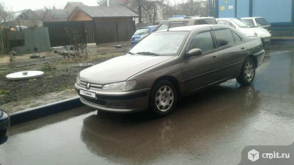 Peugeot 406 - 1997 г. в.. Фото 1.