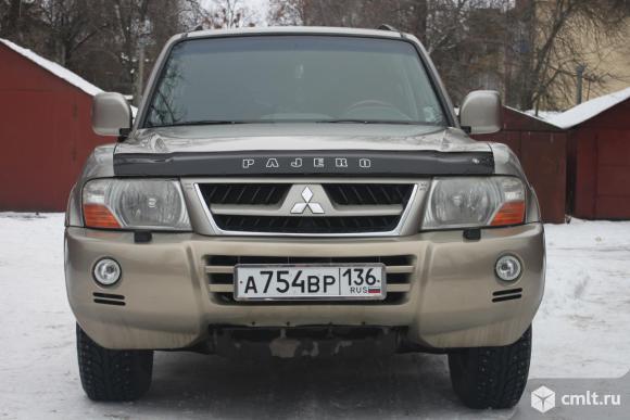 Mitsubishi Pajero - 2005 г. в.. Фото 1.