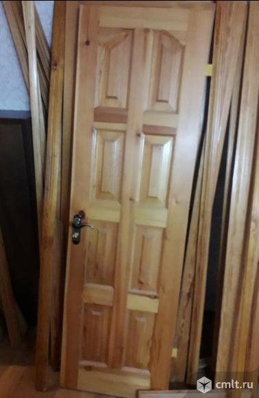 Двери межкомнатные деревянные(массив). Фото 8.