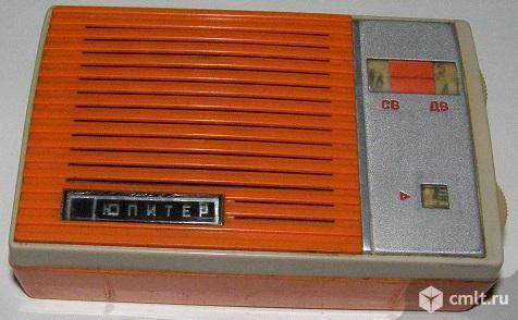 Радиоприемник Юпитер-М. Фото 1.
