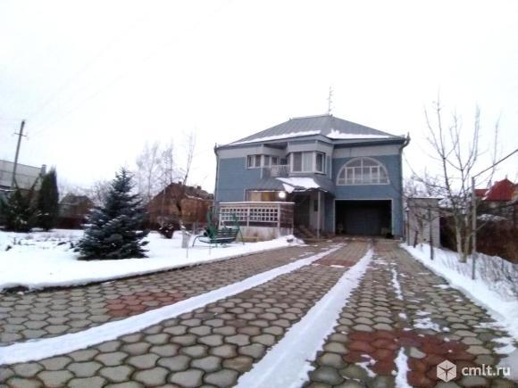 Дом 375 кв.м. Фото 1.