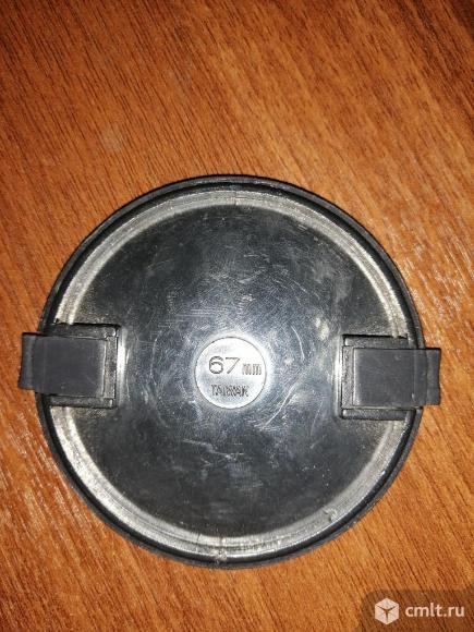 Крышка объектива 67 мм Hama. Фото 2.