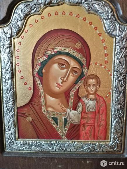Византийская иконопись венчальная пара. Фото 1.