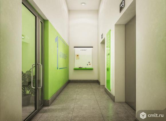 3-комнатная квартира 66,94 кв.м. Фото 12.