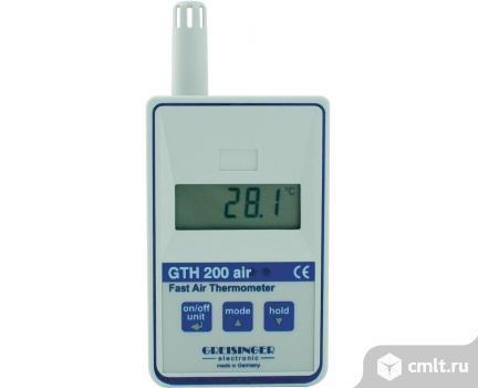Гигрометры непрерывного анализа температуры и влажности воздуха.. Фото 1.