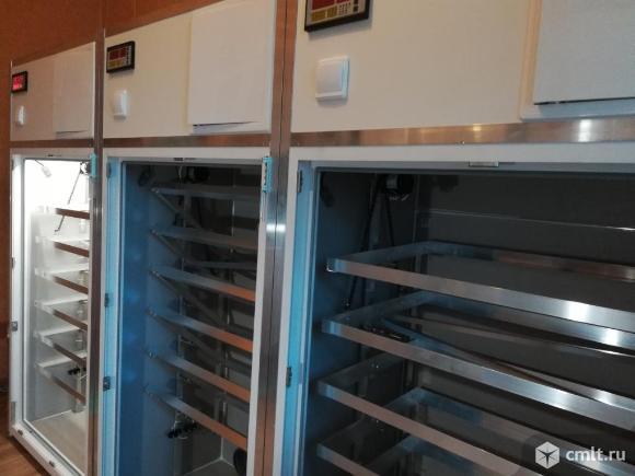 Фермерский инкубатор на 750 куриных яиц (полный автомат). Фото 1.