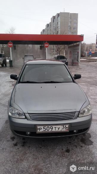 ВАЗ (Lada) 21703-Приора - 2007 г. в.. Фото 1.