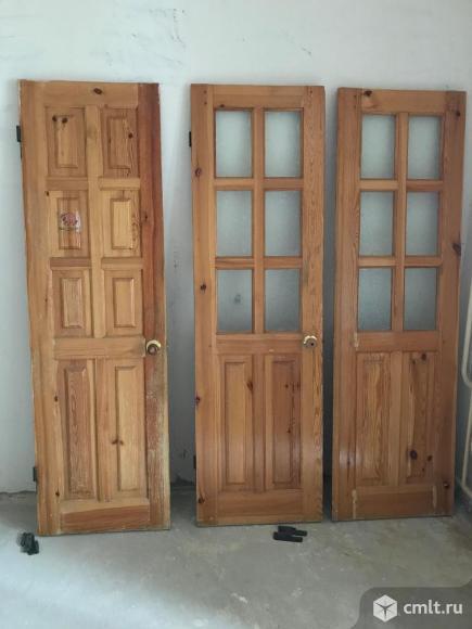 Межкомнатные двери. Фото 1.