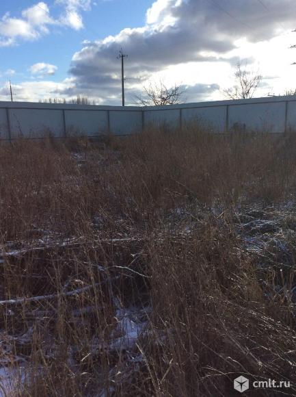 Лесничья ул. 7 соток, огорожен, есть проект застройки. Фото 2.