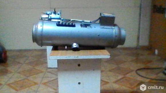 Отопительная установка ШААЗ 030-0010-А5. Фото 1.