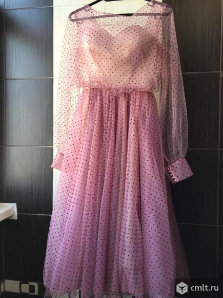 Платье вечернее выпускное. Фото 6.
