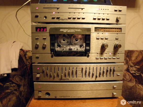 Музыкальный комплекс Орбита-002. Фото 1.