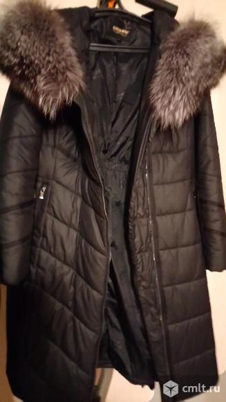 Новое зимнее женское пальто. Фото 1.