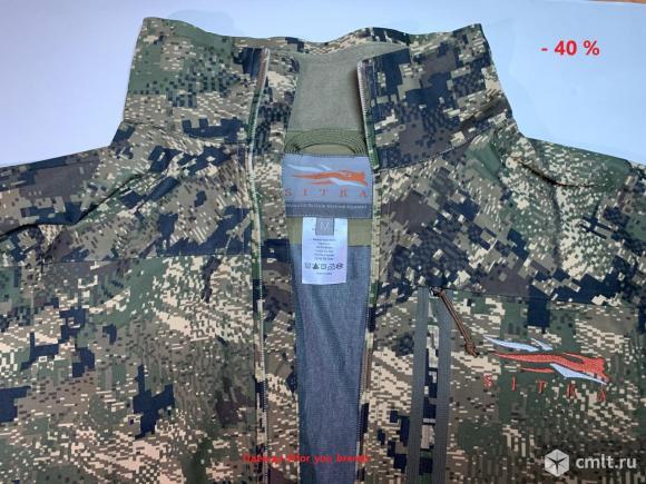 Куртка SITKA Mountain Jacket цвет Optifade Ground Forest. Фото 1.