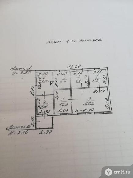 Дом 87,6 кв.м. Фото 9.