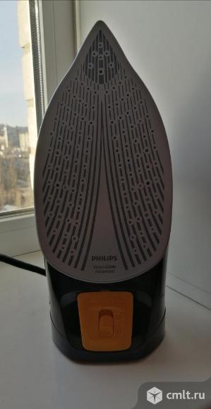 2600 Вт автоотключение утюг Philips GC4563/30 фиолетовый. Фото 2.