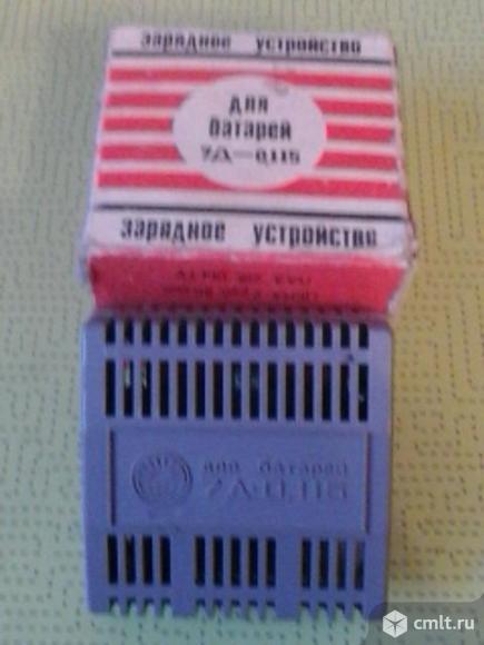 Зарядное устройство для аккумуляторов типа крона. Фото 1.
