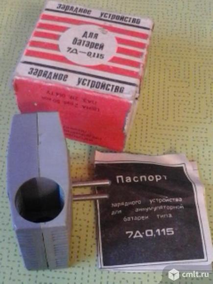 Зарядное устройство для аккумуляторов типа крона. Фото 2.