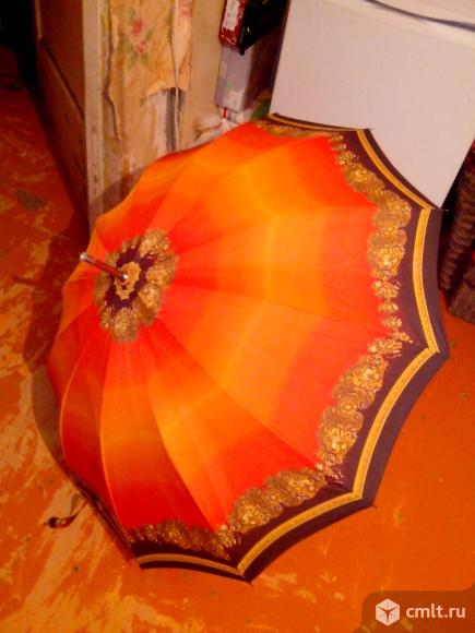 Зонт от дождя. Фото 1.