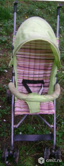 Детская коляска - трость. Фото 1.