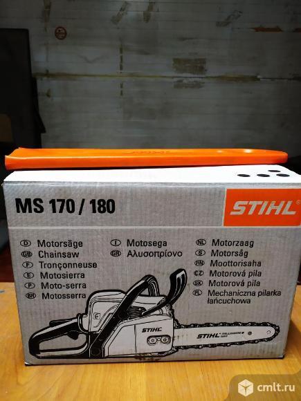 Бензопила Shtil МС-180. Фото 1.