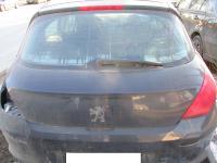 для Peugeot 308 крышка багажника со стеклом б/у номер 8701Y3В наличии разные позиций данного автомобиля ,цены разные в зависимости от состояния.